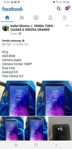 Sansung J8 - Foto 4