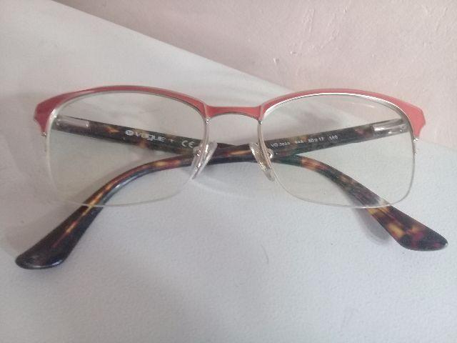 Armação de óculos de grau marca Vogue - Bijouterias, relógios e ... 9a5a18269f