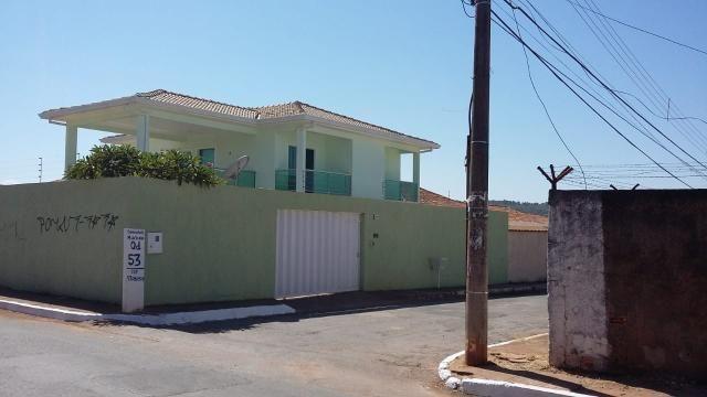 Troco casa de 4 qts, suíte no Setor de Mansões de Sobradinho - Foto 2