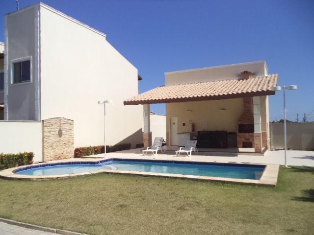 Duplex em condomínio residencial à venda, lagoa redonda, fortaleza. - Foto 3