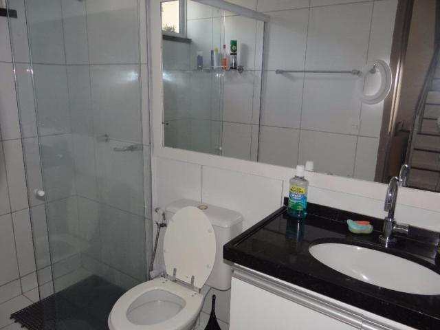 Duplex em condomínio residencial à venda, lagoa redonda, fortaleza. - Foto 16
