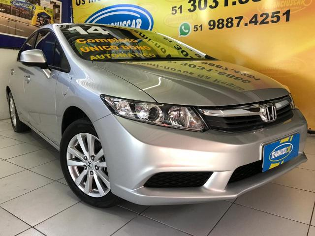HONDA CIVIC 2014/2014 1.8 LXS 16V FLEX 4P AUTOMÁTICO