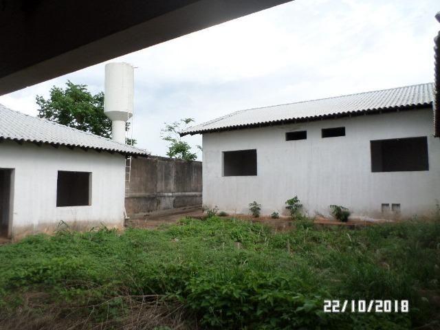 Vende-se casa em construção na Vila Goulart - Rondonópolis/MT - Foto 11