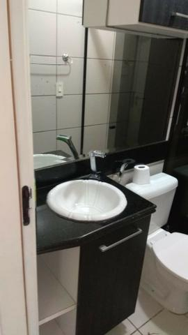 Vendo apartamento no Condomínio Ville de Nice em Capim Macio, 63m² 3/4 sendo uma suite - Foto 19