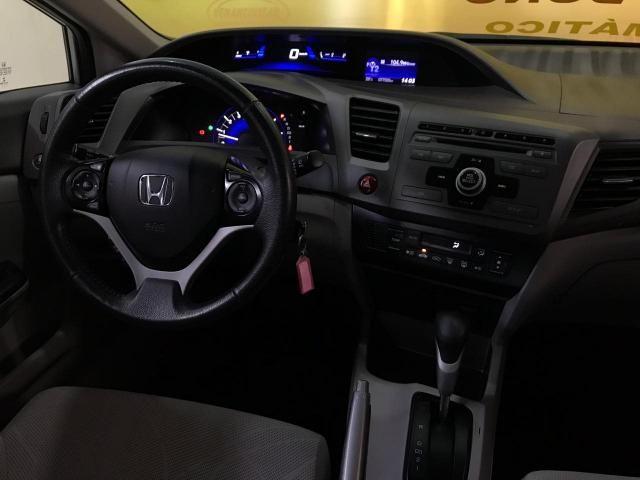 HONDA CIVIC 2014/2014 1.8 LXS 16V FLEX 4P AUTOMÁTICO - Foto 3