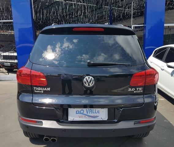 Volkswagen tiguan 2.0 tsi 4wd gasolina tip tronic - Foto 10