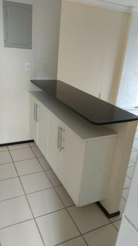 Vendo apartamento no Condomínio Ville de Nice em Capim Macio, 63m² 3/4 sendo uma suite - Foto 10