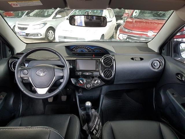 Toyota etios hatch etios xls 1.5 (flex) flex manual - Foto 5