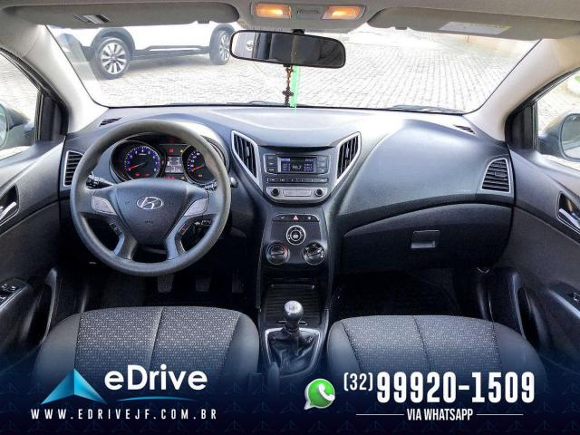 Hyundai HB20 Comfort Plus 1.0 Flex - Uber - Econômico - Completo - Fazemos Troca - 2016 - Foto 11