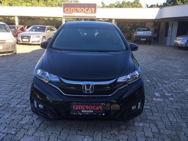 Honda Fit 2019 12.000km aut unico dono - Foto 7