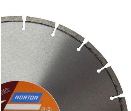 Disco De Corte Norton 350mm P/ Concreto - Foto 3
