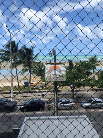Apartamento na Beira Mar com 4 dormitórios à venda, 146 m² por R$ 620.000 - Casa Caiada -  - Foto 9