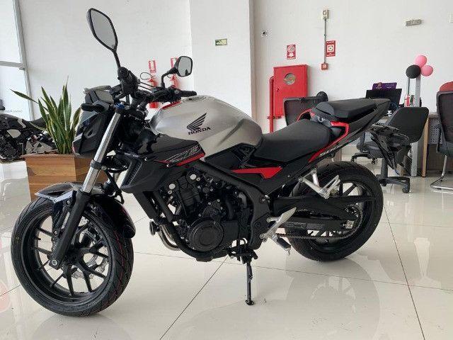 Honda cb 500 f parcela de 518 mensais leia
