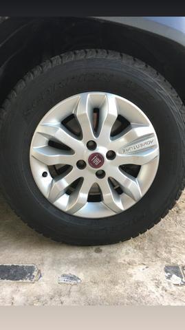 Fiat Strada Adventure 1.8 Locker Flex CD cabine dupla - Foto 12
