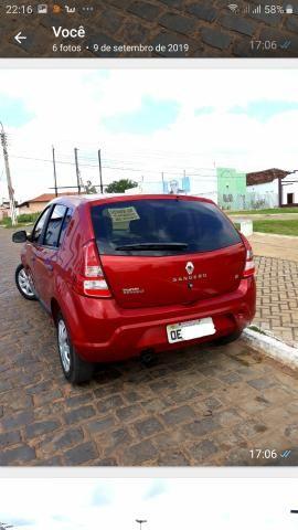 Carro Renault Sandero expression 1.6 8v - Foto 3