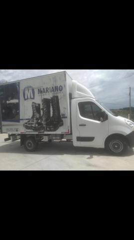 Renault Master único dono - Foto 9