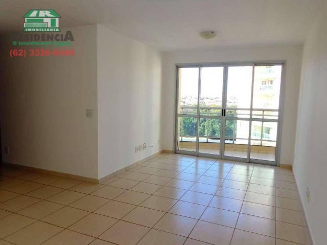 Apartamento com 3 dormitórios para alugar, 88 m² por R$ 1.500,00/mês - Jundiaí - Anápolis/ - Foto 5