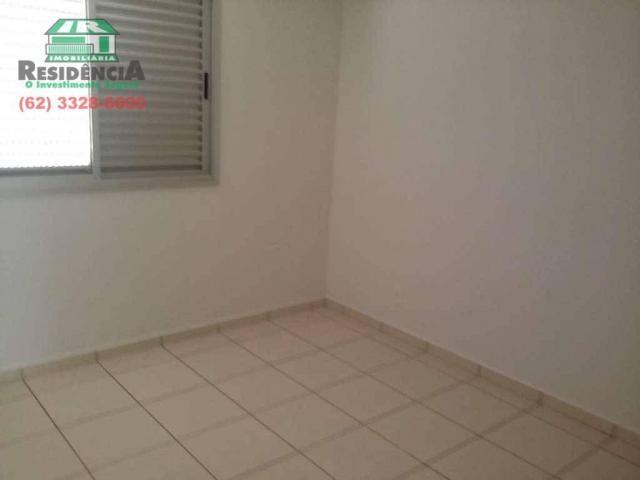 Apartamento com 3 dormitórios para alugar, 88 m² por R$ 1.500,00/mês - Jundiaí - Anápolis/ - Foto 8
