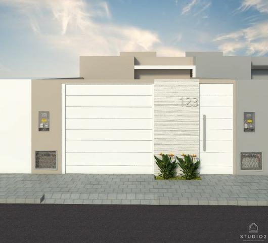 Casa no bairro Pouso Alegre próximo ao Centro de Convenções em Nova Serrana.