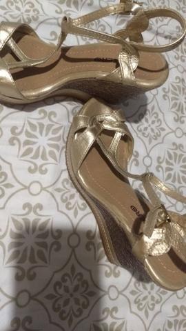 Sandália da Botero