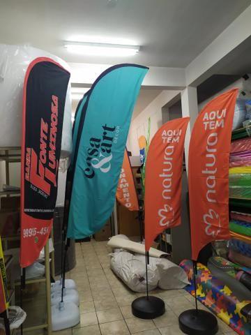 Wind Banner ou FLAG BANNER - Foto 2