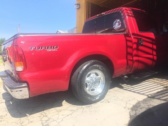 Ford f - 250 xlt 4.2 turbo diesel - Foto 8