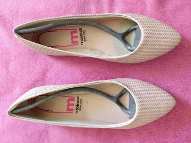 Sapatilha/Sapato/Sandália Moleca - Vários modelos e tamanhos - Novos com Nota Fiscal