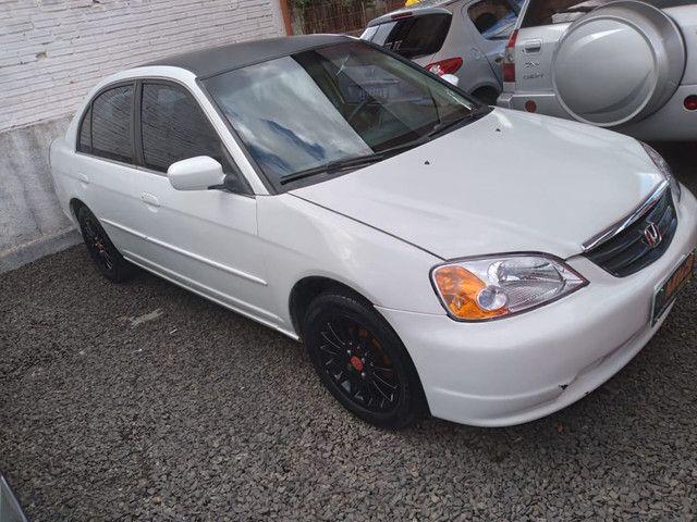 Honda Civic 1.7  - Foto 5
