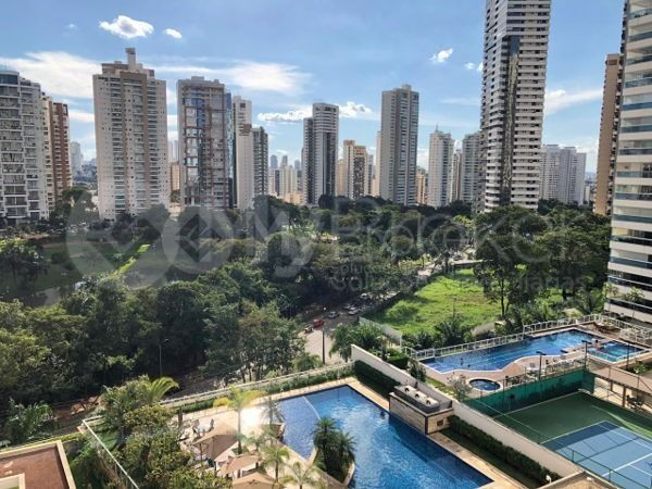 Belíssimo Apartamento em frente do Parque Flamboyant. Vista para o Lago! - Foto 2