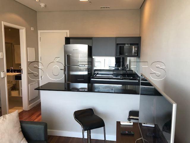 Lindo Flat tipo Studio com cozinha completa Próximo ao Shopping Vl Olímpia - Foto 9