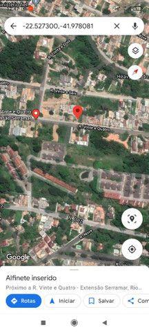 Terreno Extensão Serramar, Rio das Ostras 13x38 494m2 - Foto 2