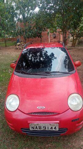 Vendo ou troco carro Chery completo - Foto 6