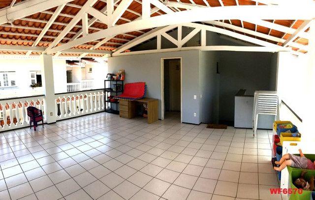 Village Dunas Del Mare, casa tríplex com 3 quartos, 2 vagas, Manoel Dias Branco - Foto 13