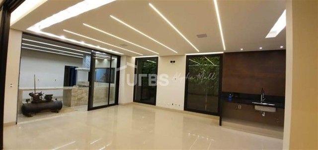 Casa de condomínio à venda com 4 dormitórios em Setor central, Jataí/go cod:RTR40711 - Foto 9