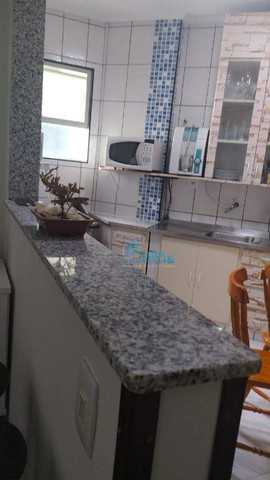 Apartamento com 2 dormitórios à venda, 67 m² por R$ 230.000,00 - Saboó - Santos/SP - Foto 17