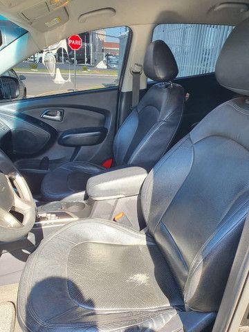 hyundai ix35 2012 automática impecável financia e aceita troca - Foto 10