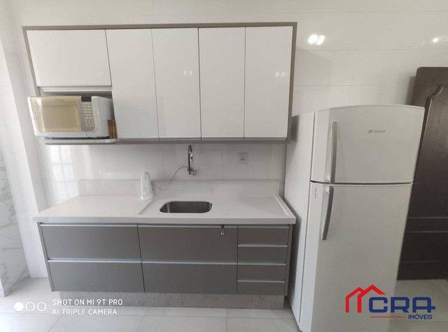 Apartamento com 4 dormitórios à venda, 117 m² por R$ 580.000,00 - Ano Bom - Barra Mansa/RJ - Foto 5