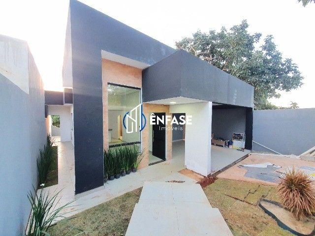 Casa moderna e com 03 quartos disponível para venda no bairro Fernão Dias em Igarapé - Foto 3