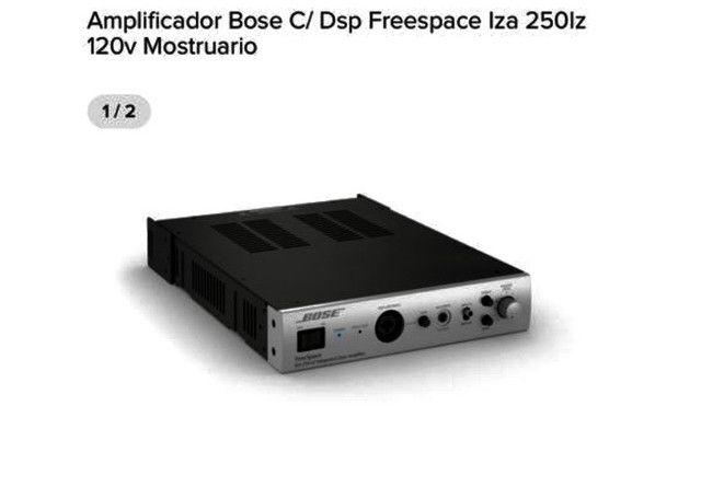Amplificador Bose