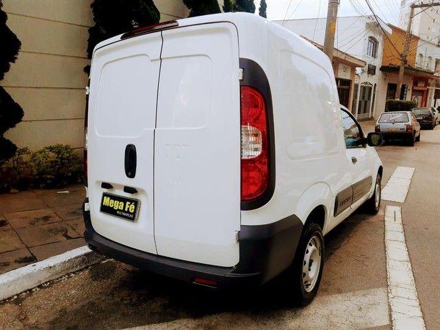 Fiat Fiorino Furgão 1.4 Flex Branco Basico Km Baixa Tem Basica e Completa - Foto 7
