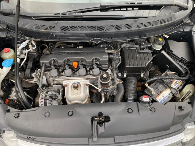 Honda Civic LXS 1.8 Completo Automático 2007 - Foto 10