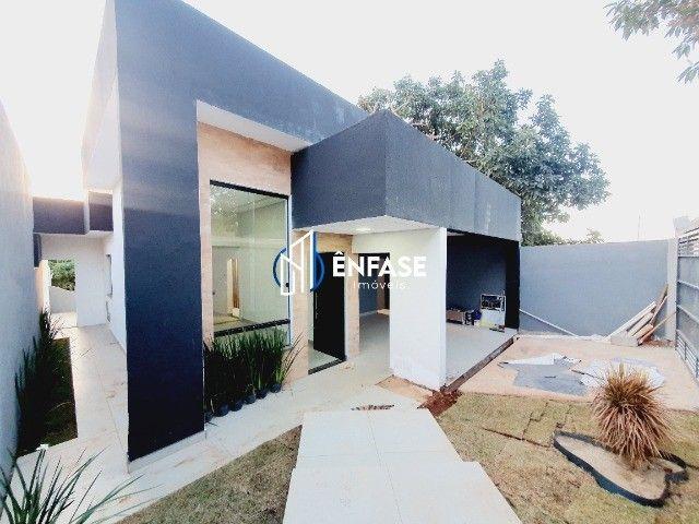 Casa moderna e com 03 quartos disponível para venda no bairro Fernão Dias em Igarapé - Foto 2
