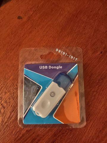 Receptor Bluetooth USB para Carro (entrega grátis)
