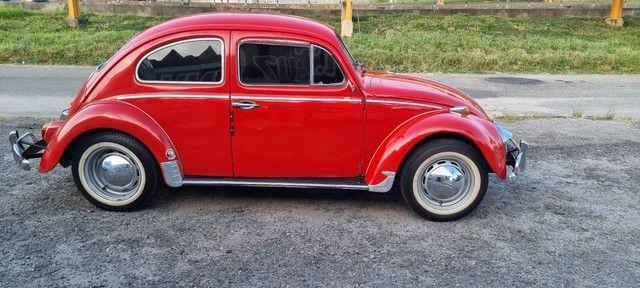 VW fusca 1.300 ano 1970 uma Relíquia   - Foto 5