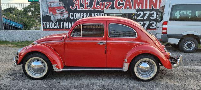 VW fusca 1.300 ano 1970 uma Relíquia   - Foto 4