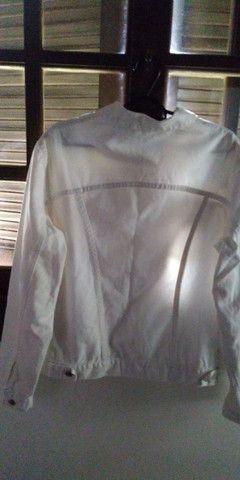 Jaqueta branca nr46 - Foto 3