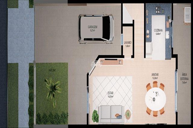 Casa à venda com 3 dormitórios em Balneário praia grande, Matinhos cod:155348 - Foto 5