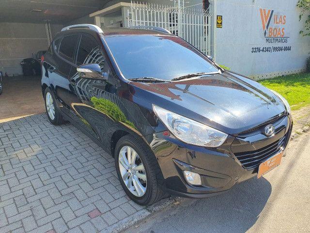 hyundai ix35 2012 automática impecável financia e aceita troca - Foto 2