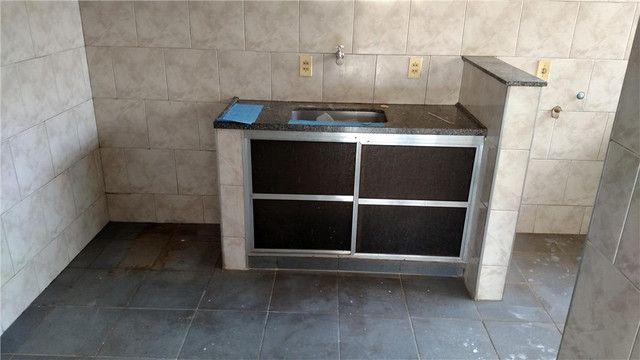 Apartamento com 3 dormitórios para alugar, 0 m² por R$ 600,00/mês - Olinda - Uberaba/MG - Foto 11
