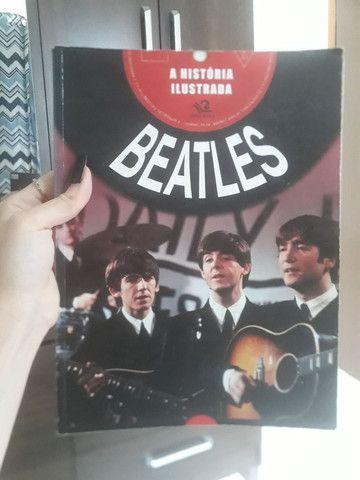 Livro: A história ilustrada dos Beatles